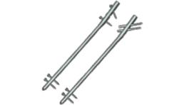 领航者髓内钉是根据国内外主流股骨髓内钉系统精心改良而来,其独特的远端三维定位系统避免了术中过多透视,大转子顶点入路使手术更加快速、微创。主钉采用近端5°外翻设计,方便选择大转子顶点入路。采用r=1.6m弧度以顺应股骨正常的生理前弓,分左右侧,近端可以两种模式。远端有动力加压孔,方便骨折后期可能需要的髓内钉动力化。远端采用垂直和水平定位杆三维定位,保证了精确的远端定位效果