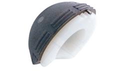 独一无二的双赤道设计可以有效防止脱位,特有的髋臼切迹可以在保护横韧带及闭孔内动脉的同时增加活动范围;外杯上有柱状突起,在不改变外杯位置的前提下,使头臼覆盖达到最佳。